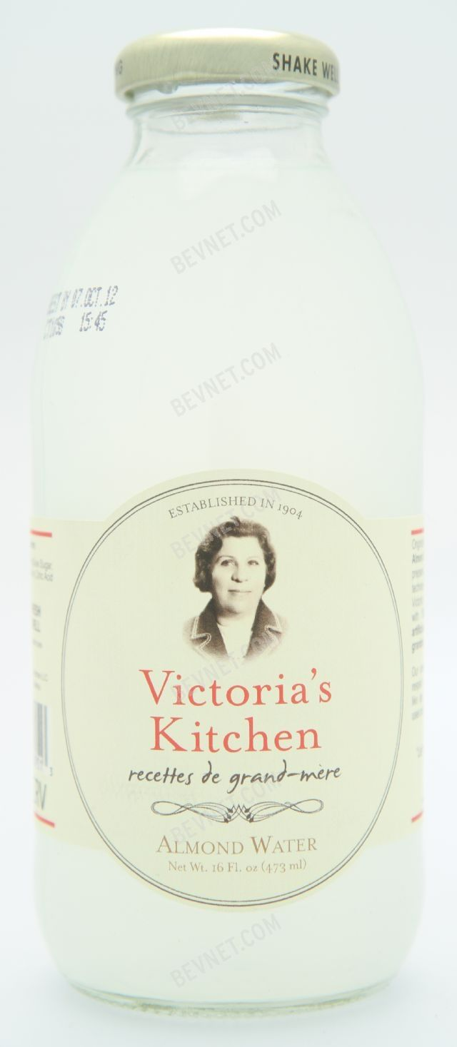 Victoria S Kitchen Almond Water Review