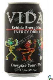 Vida Energy Drink
