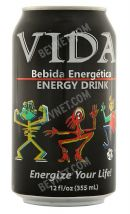 Vida Energy Drink: