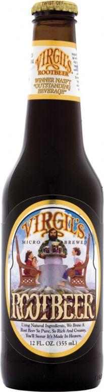 Virgil's Sodas: Virgil's Root Beer