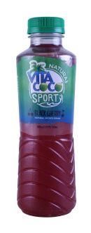 Vita Coco Sport: VitaSport BlackCherry Front
