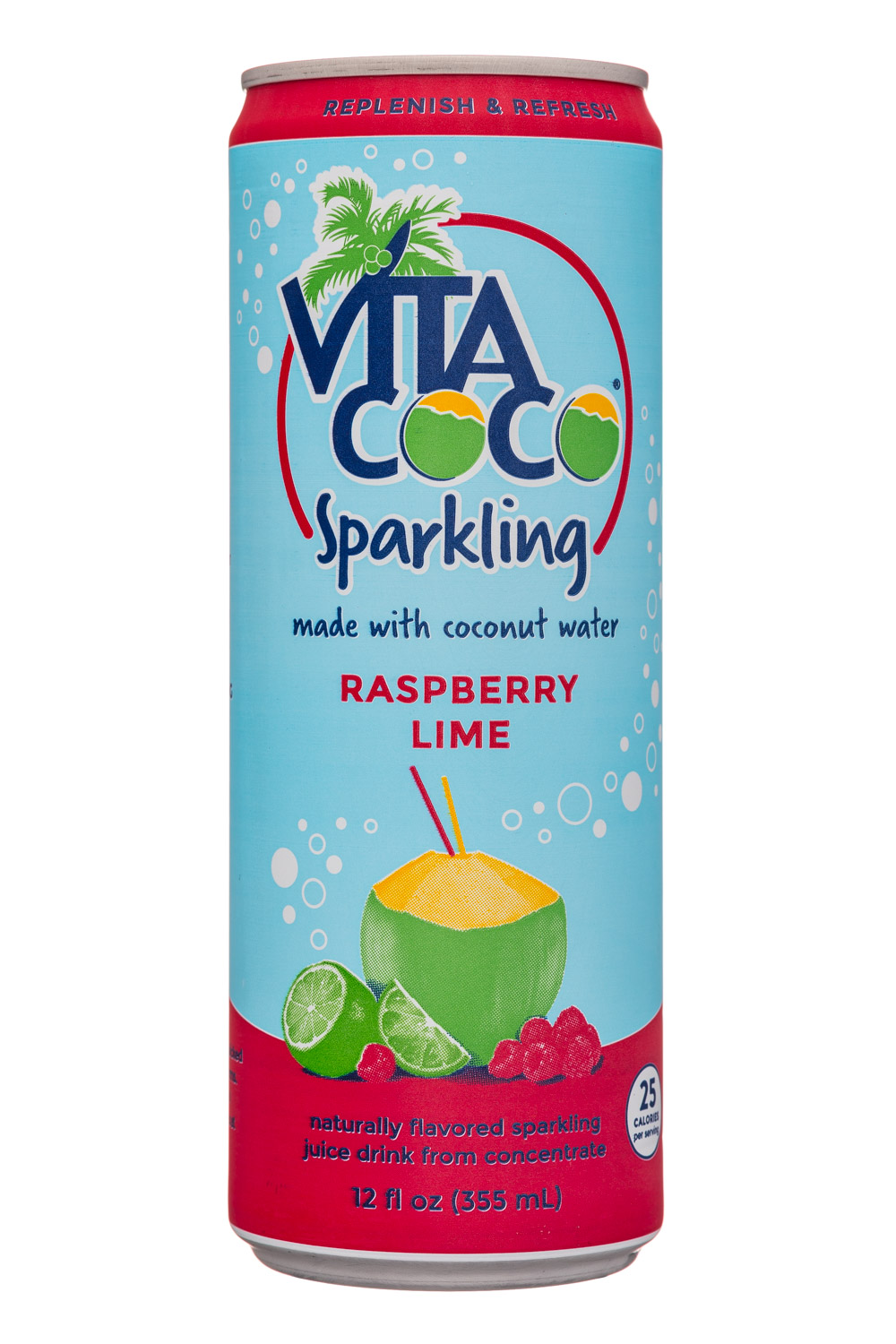Sparkling Raspberry Lime