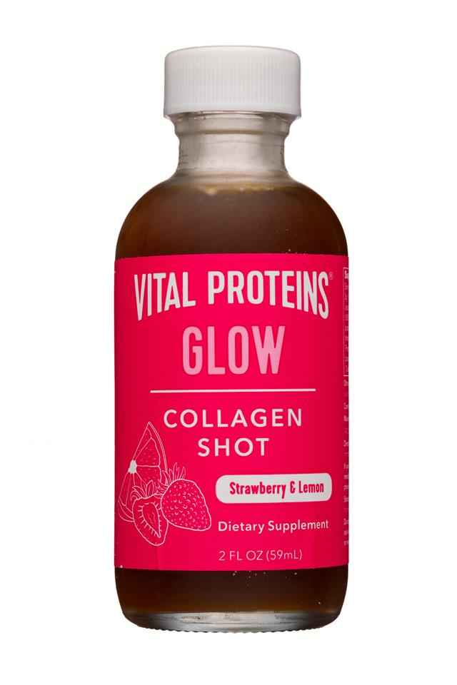 Vital Proteins: Collagen Shot: VitalProteins-2oz-CollagenShot-Glow-Front