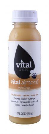 Vital Almond w/Citrus
