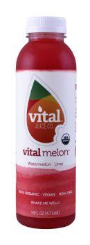 Vital Juice: VitalMelon LG Front
