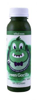 Vital Juice: VitalKids GreenGorilla Front