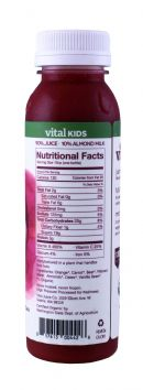Vital Juice: VitalKids MrsBeet Facts