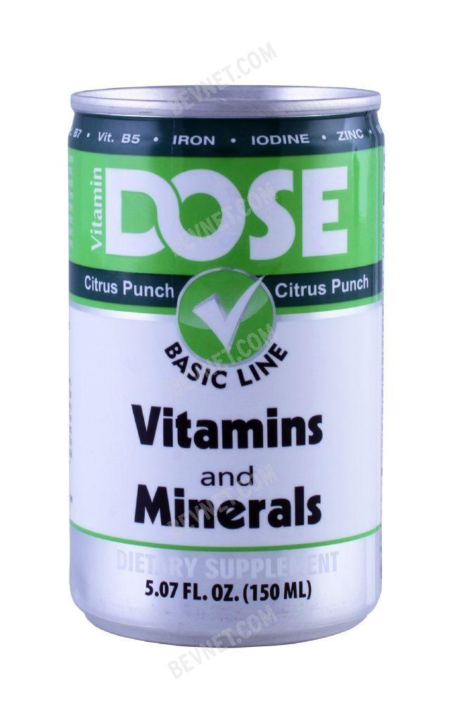 Vitamin Dose: