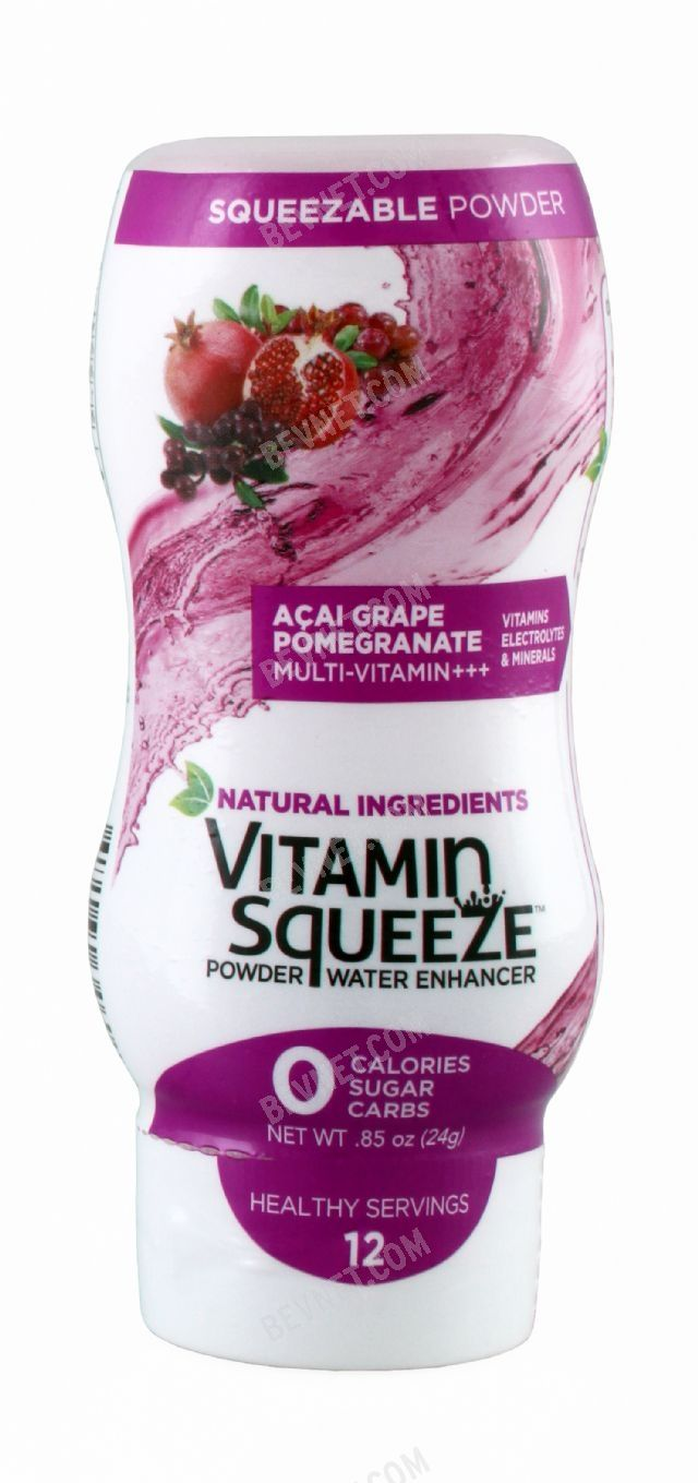 Vitamin Squeeze Water Enhancers: