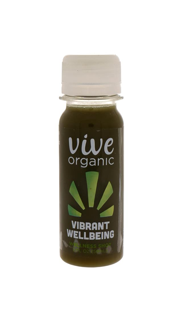 Vive Organic: Vive VibWellbeing Front