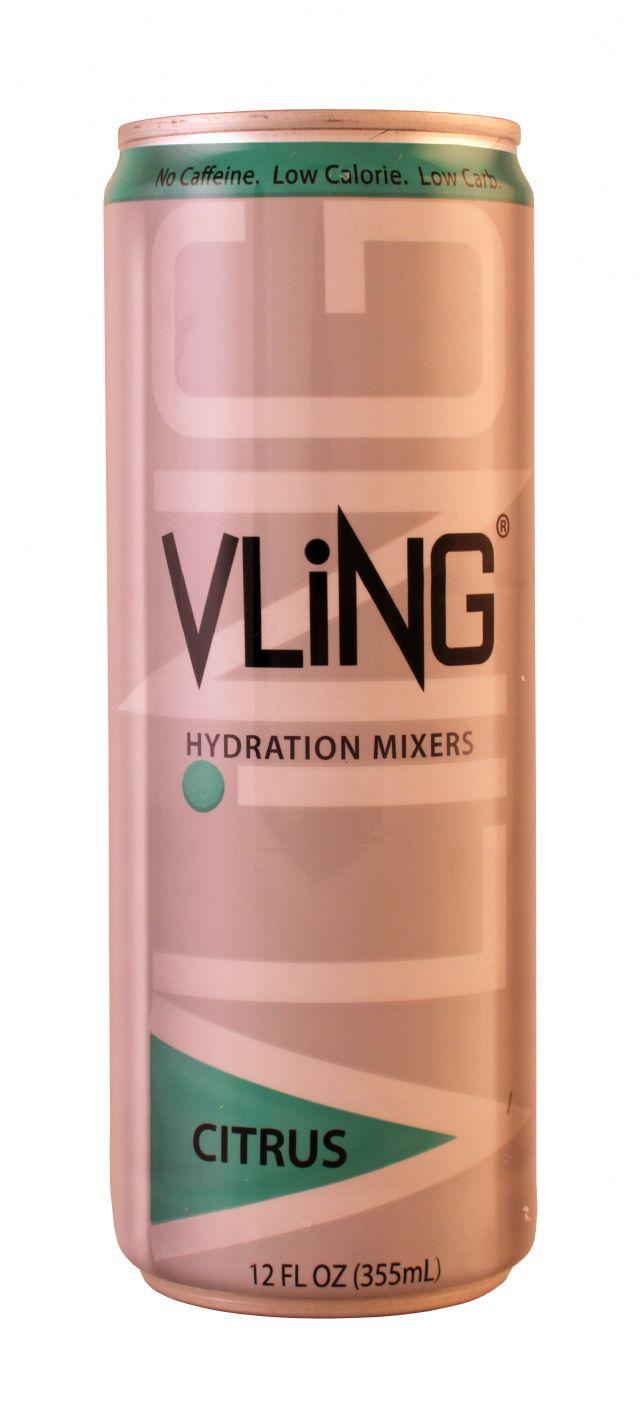 VLiNG Mixers: VLing Citrus Front