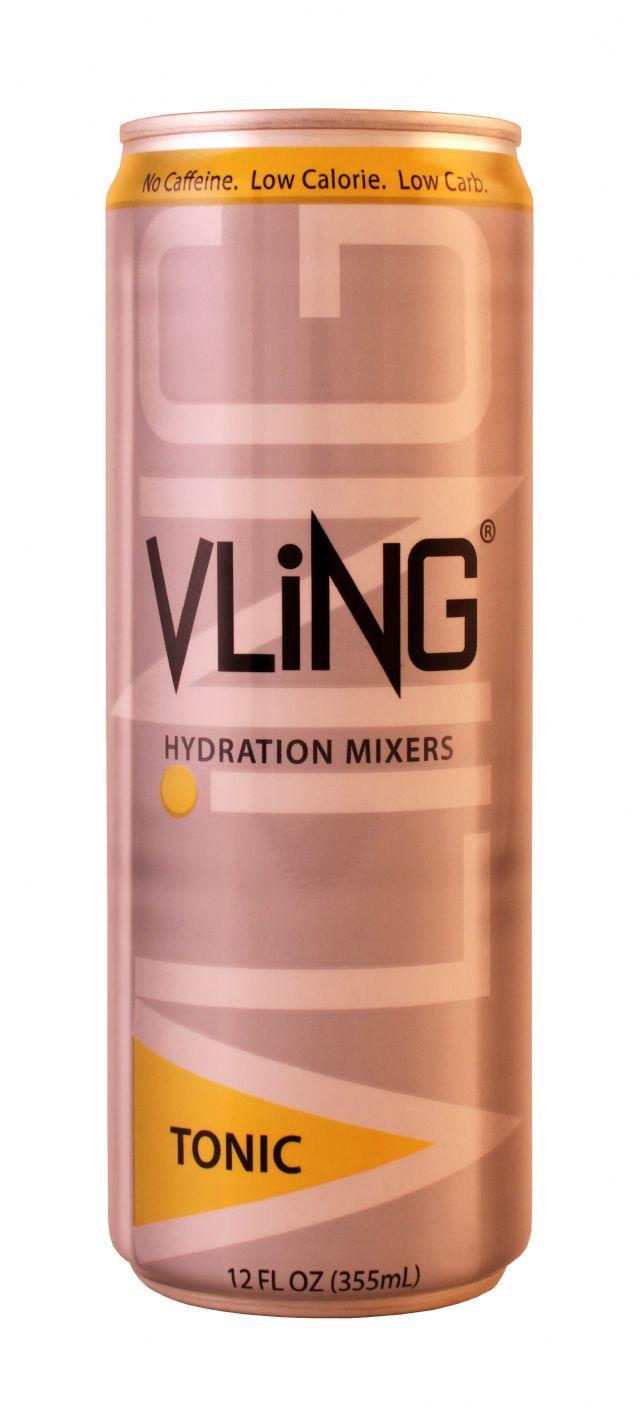 VLiNG Mixers: VLing Tonic Front