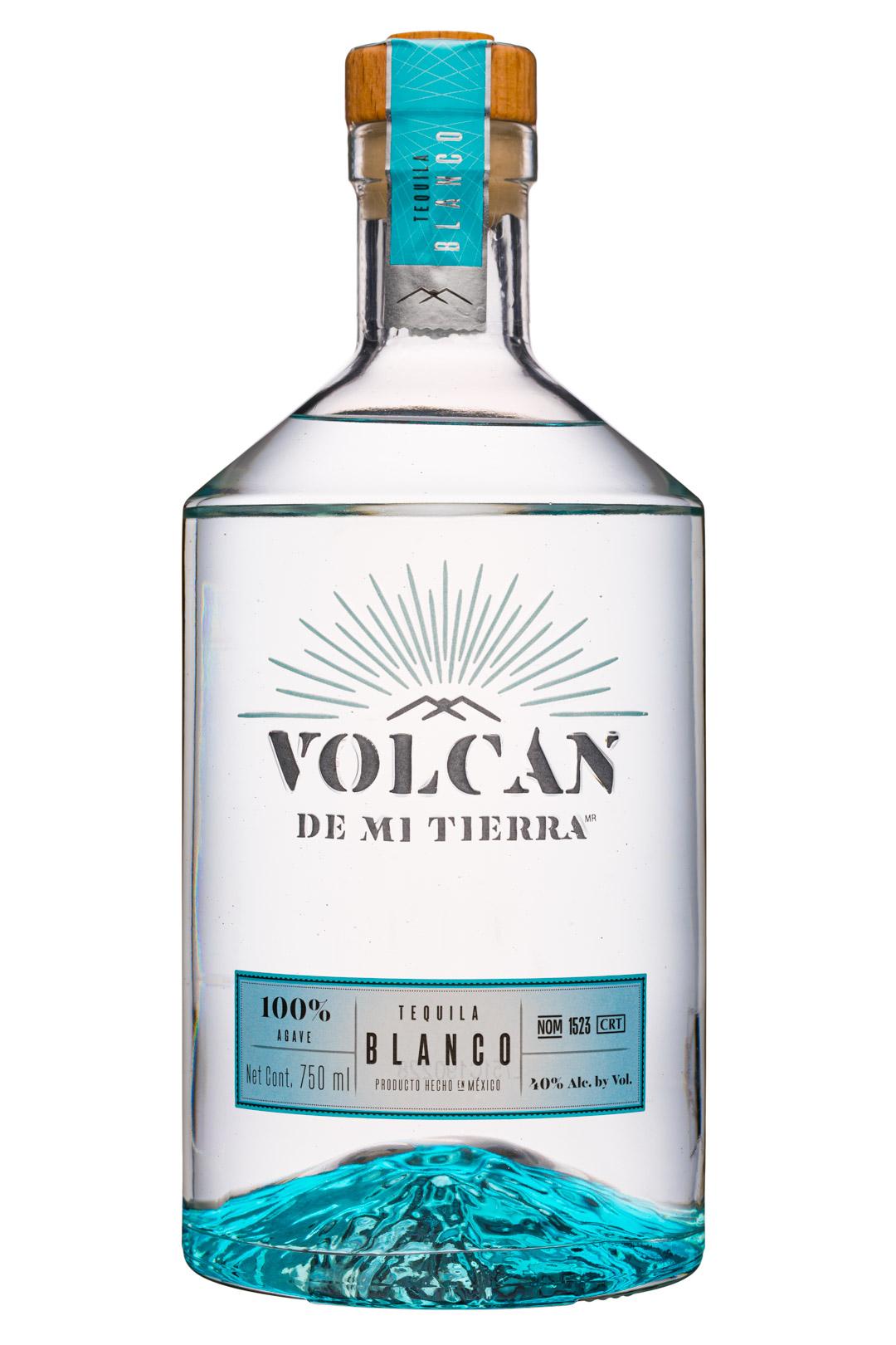 Volcan De Mi Tierra Distillery: VolcanDeMiTierra-750ml-TequillaBlanco