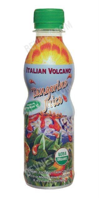 Italian Volcano Juices: