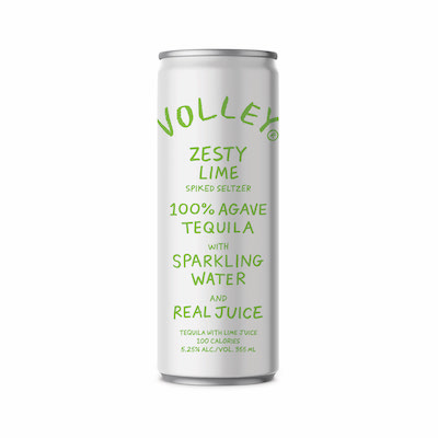 Volley – Zesty Lime