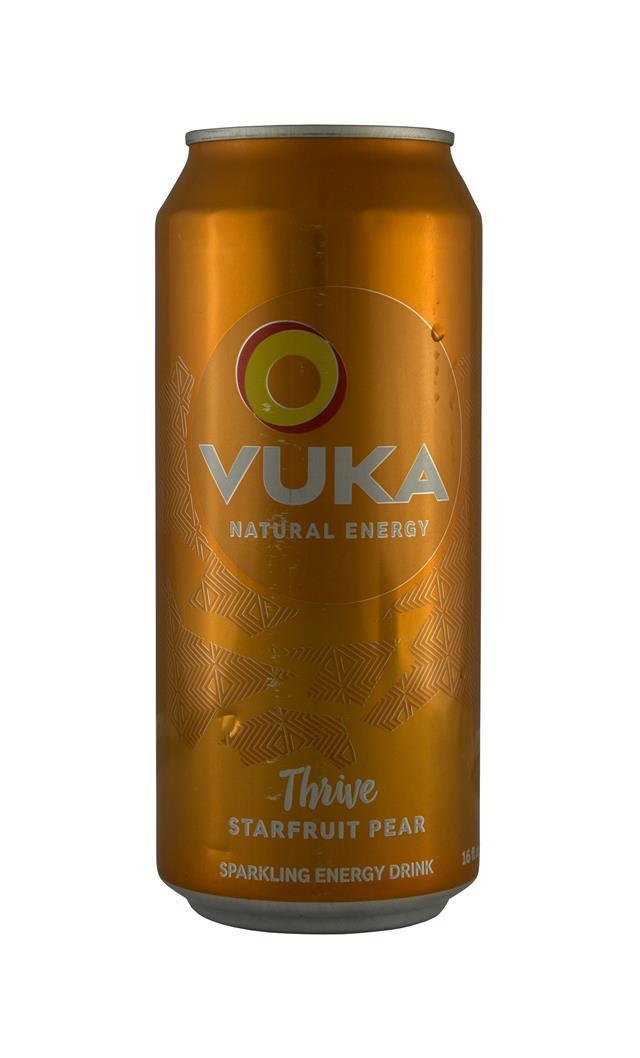 Vuka: Vuka Thrive Front
