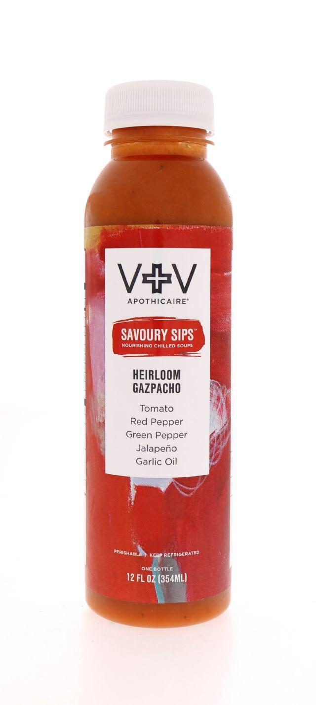 V+V Apothicaire: VH SavourySips Gaz Front