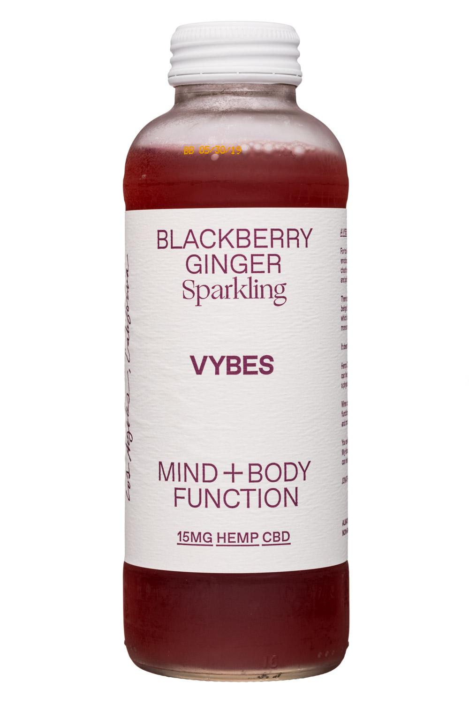 Blackberry Ginger - Sparkling