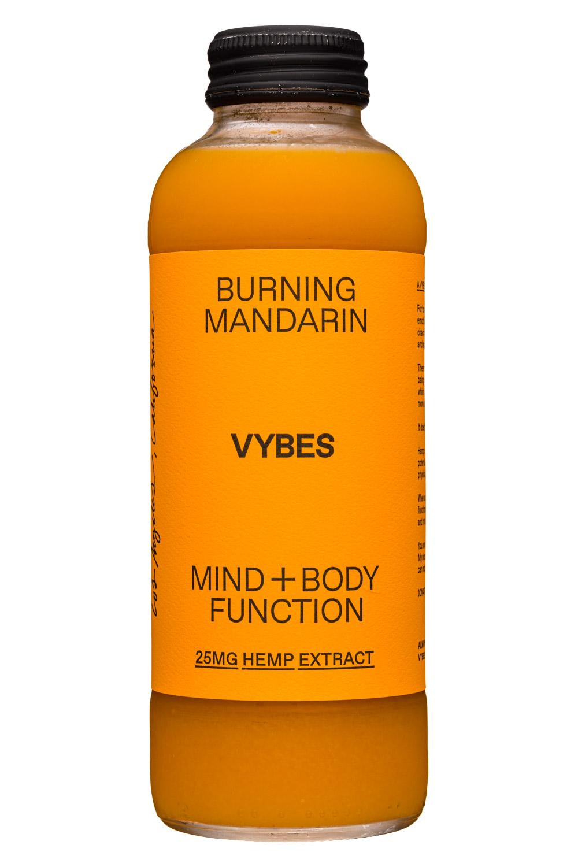 Burning Mandarin