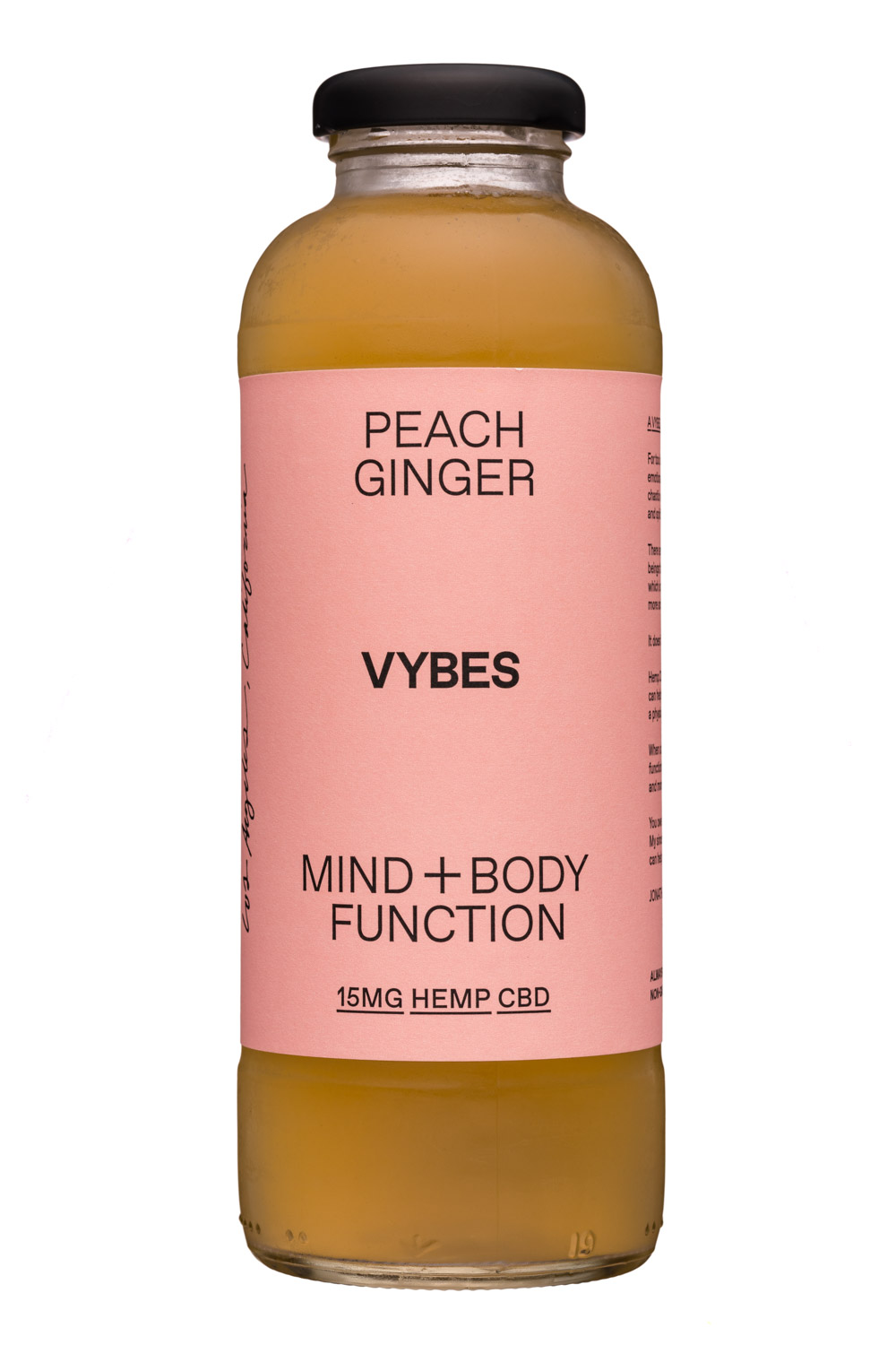 Peach Ginger