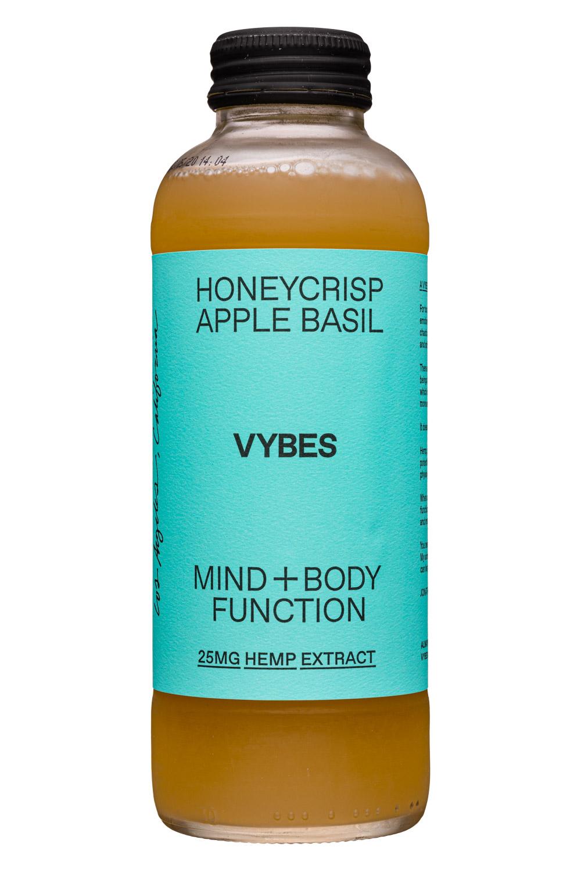 Honeycrisp Apple Basil