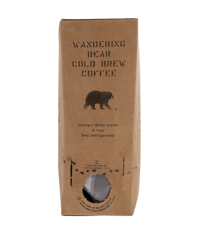 Wandering Bear Cold Brew: WanderingBear_side1