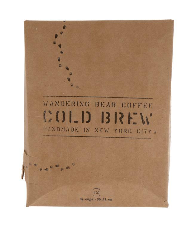 Wandering Bear Cold Brew: WanderingBear_front