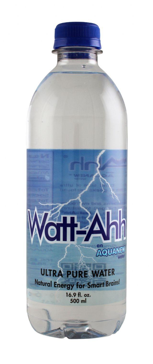 Watt-Ahh: WattAhh Front