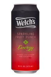 Fruit Punch + Energy