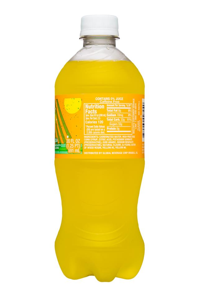 Welch's Sparkling Soda: Welch's-20oz-Sparkling-PineappleSoda-Facts