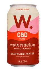 Watermelon - CBD 25mg