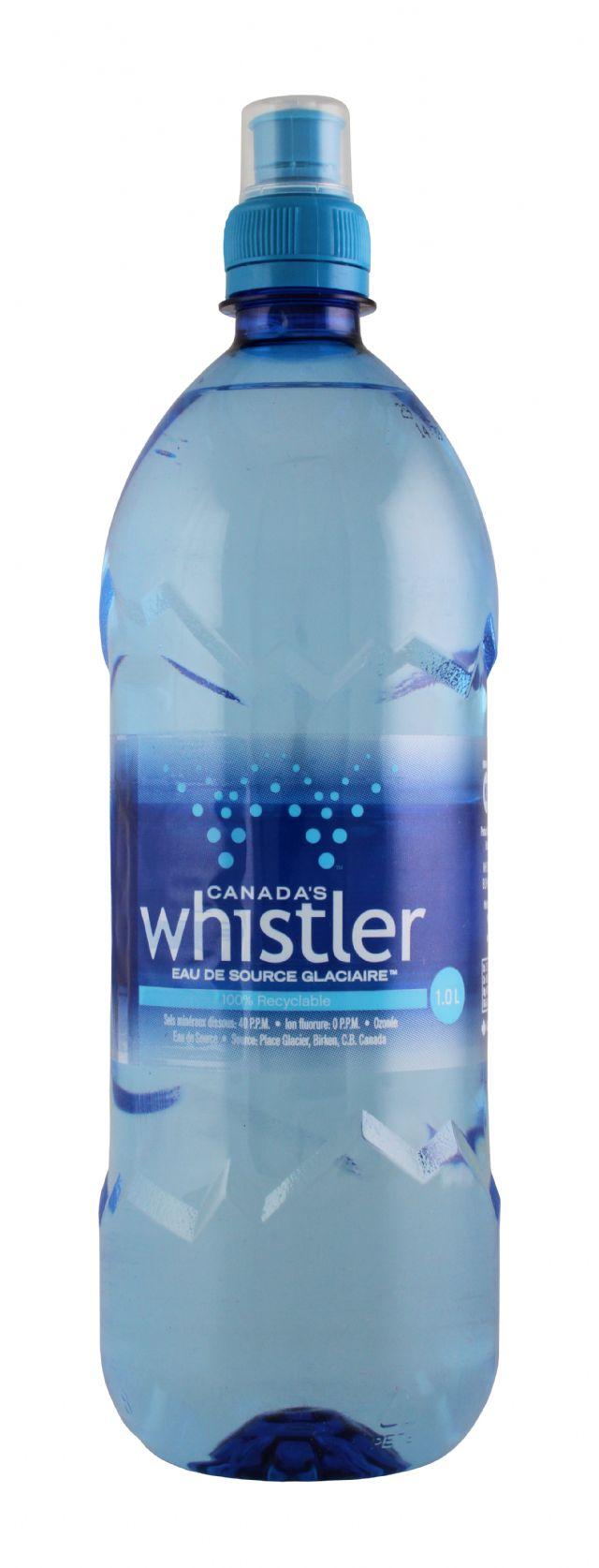 Whistler Water: Whistler 1L