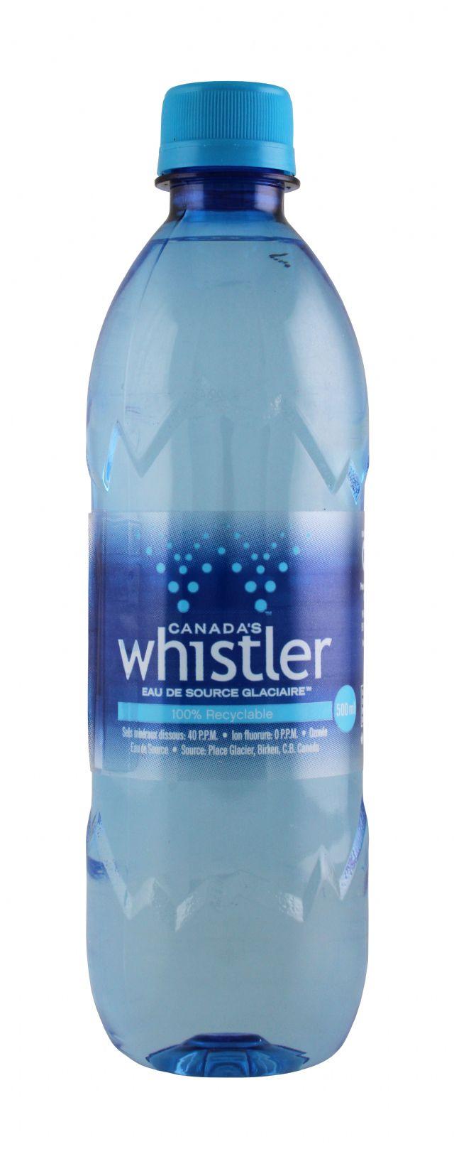 Whistler Water: Whistler 500ML