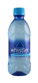 Whistler Water: Whistler 350ML