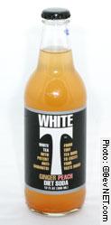 Ginger Peach Diet Soda