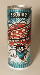 Jones Whoop Ass Energy Cola