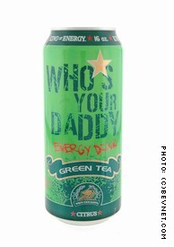 Green Tea Energy (Citrus)