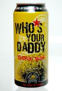 Who's Your Daddy Energy Drink: wyd-can.jpg