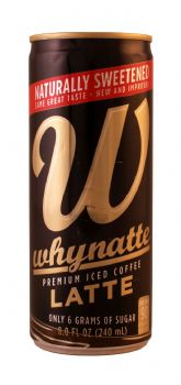 Naturally Sweetened Whynatte Latte