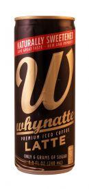 Whynatte Latte: Whynatte Latte Front