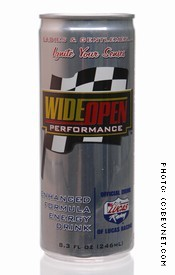 Wide Open Energy Drink