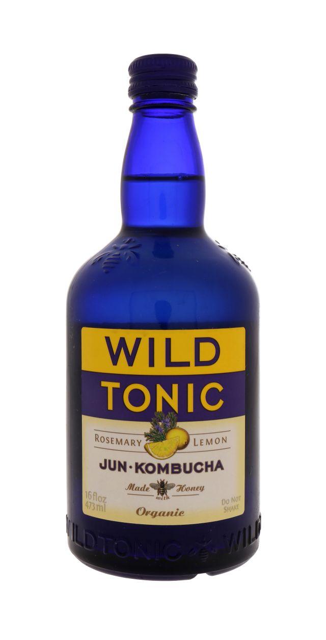 Wild Tonic: WildTonic RoseLem Front