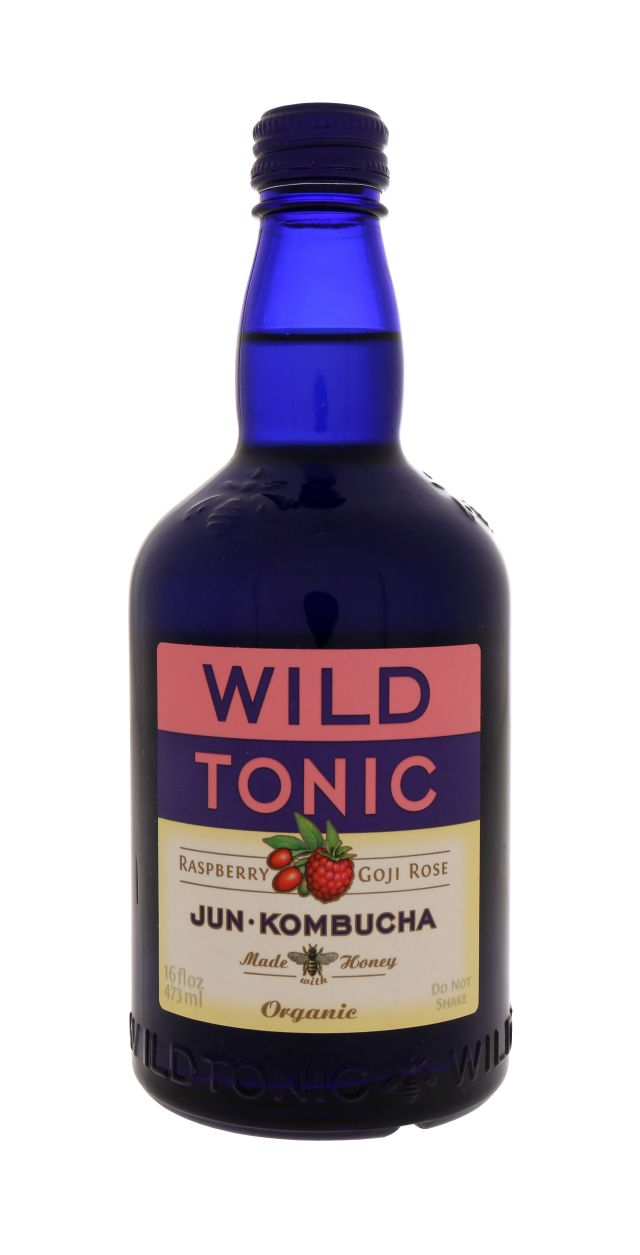 Wild Tonic: WildTonic RaspRose Front