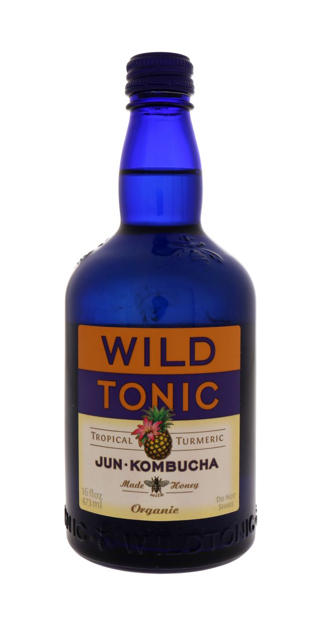 Wild Tonic: WildTonic TropTum Front