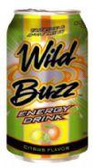 Wild Buzz Energy Drink: WB12ozCITRUS.jpg