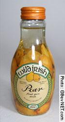 Pear Fruit Juice Drink