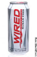 Wired Energy Drink: wiredenergy-sugarfree.jpg