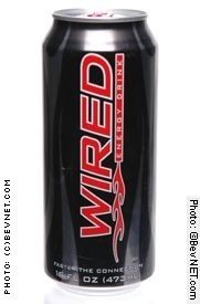 Wired Energy Drink: wiredenergy-regular.jpg