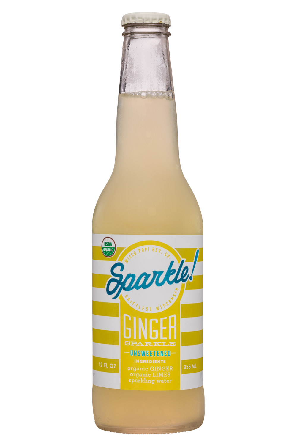 Ginger Unsweetened (2018)