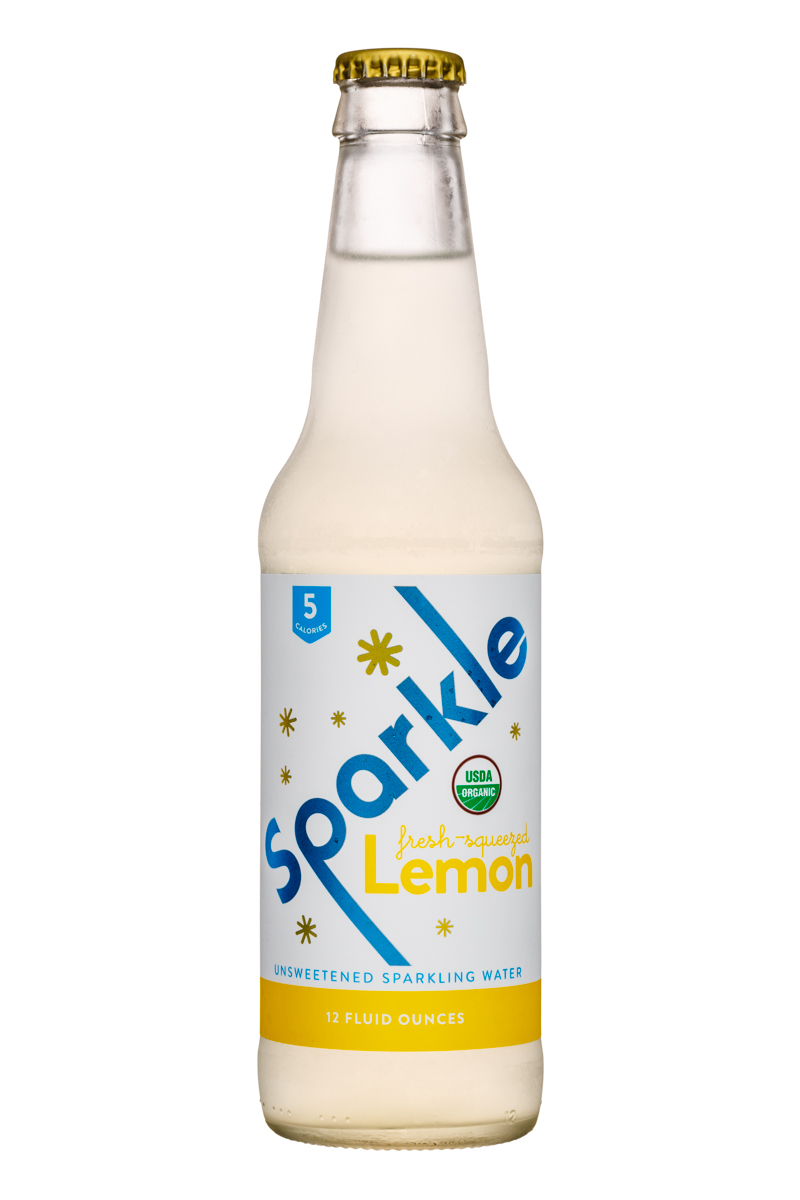 Wisco Pop! Sparkle: Sparkle-12oz-SparklingWater-Lemon-Front